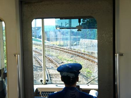江ノ電車窓(鵠沼駅→湘南海岸公園)1