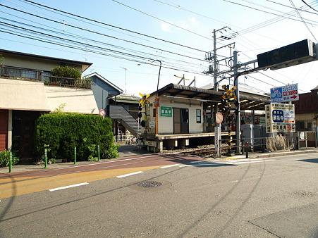 江ノ島→腰越の併用軌道区間32