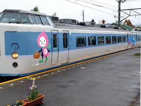 189系(富士吉田駅)7