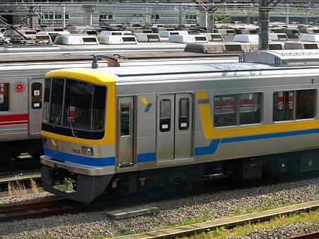 Y000系(長津田車庫)