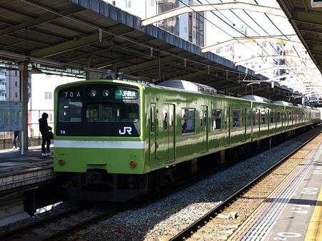 201系(今宮駅)