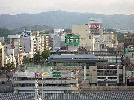 ホテルから姫路城s