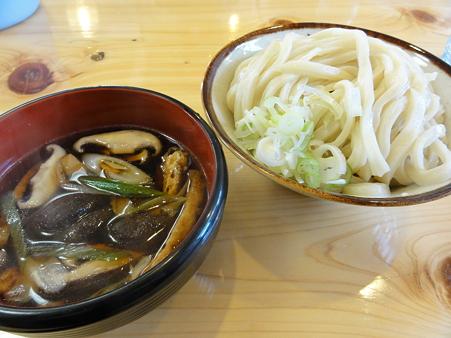 キノコ汁うどん(普通盛り)