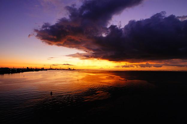Photos: 雲が創る影