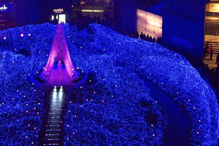 2010.12.19 汐留 BLUE OCEAN 「約束のツリー」