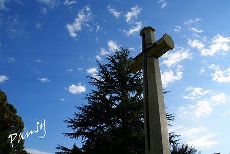 もうひとつの外人墓地にて・・6