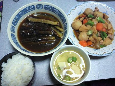 煮物と煮浸し1