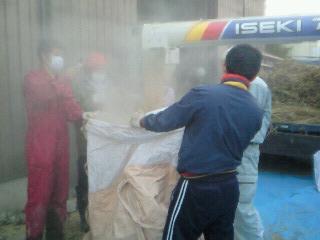 Photos: 脱穀'09 (18)
