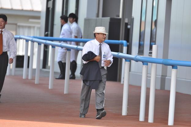 松田国英調教師