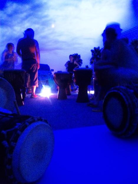 Photos: 夜響