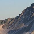 写真: 100722-34穂高連峰と槍ヶ岳(22/30)