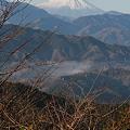 Photos: 101215-49山頂からの富士山