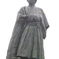 110511-129四国・中国地方ロングツーリング・桂浜・坂本龍馬像