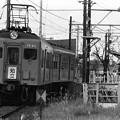 3700系 知立行 吉浜駅到着