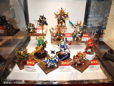 第49回静岡ホビーショー(2010) レポートその12 BB戦士 三国伝01