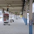 写真: 青森駅ホーム2