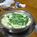 Photos: しんなりしたら食べ頃!博多水炊き「長野」