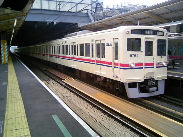 京王6000系(6714F) 急行高尾山口行き