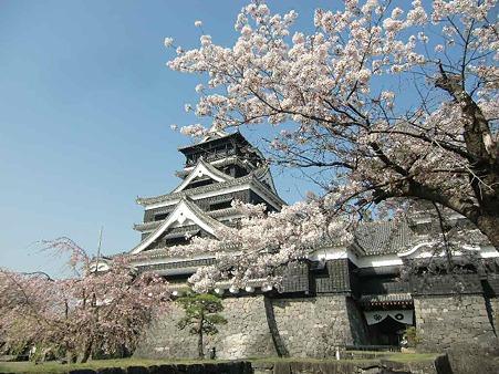 熊本城 2011' 桜の季節-230410-1