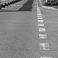 Photos: 車の通り道