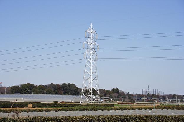 狭山線13号鉄塔
