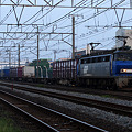 写真: 貨物列車