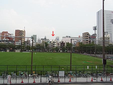 錦糸公園内