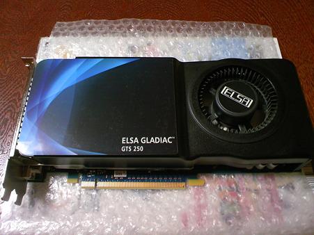 ELSA GeForceGTS250