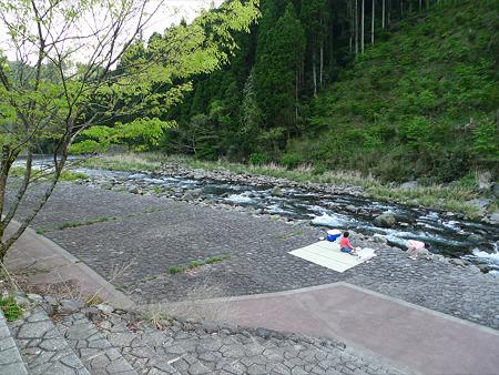 道の駅 せせらぎ郷かみつえ(2)