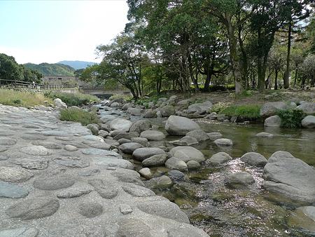那珂川町の中ノ島公園(3)