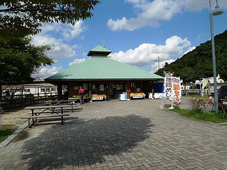 那珂川町の中ノ島公園(4)かわせみの里