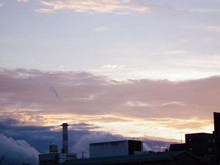 二層雲 夕陽ver.