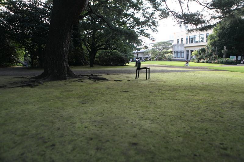 IMG_3072東京都庭園美術館にて