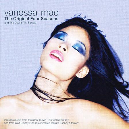 Vanessa-Mae The Original Four Seasons