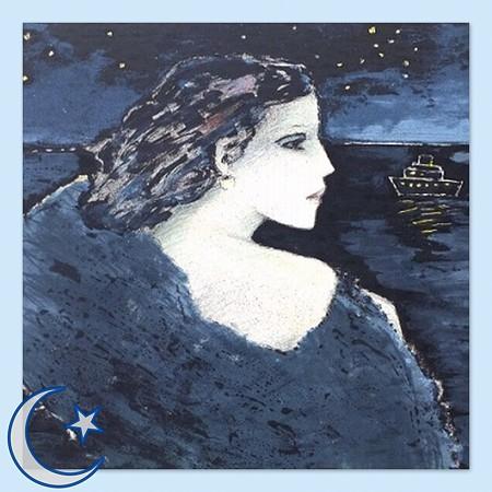 カショニール…コラージュ・CD版ブラック