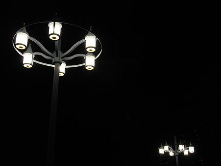 永代橋街灯
