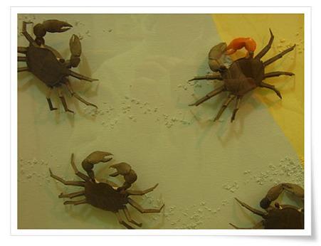 ペパクラ・蟹