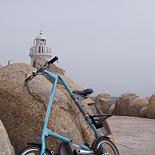 さんかく自転車