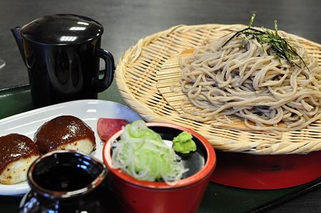ニュー権兵衛大力そば(道の駅・日義木曽駒高原【長野】)