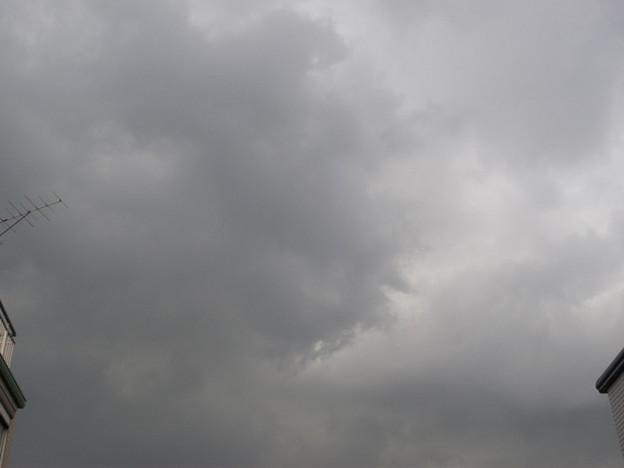 放射能の塊を含んだ雲ですか?