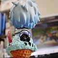 Photos: アイスクリーム屋さんうしろ