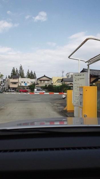 立江寺へ行く駐車場