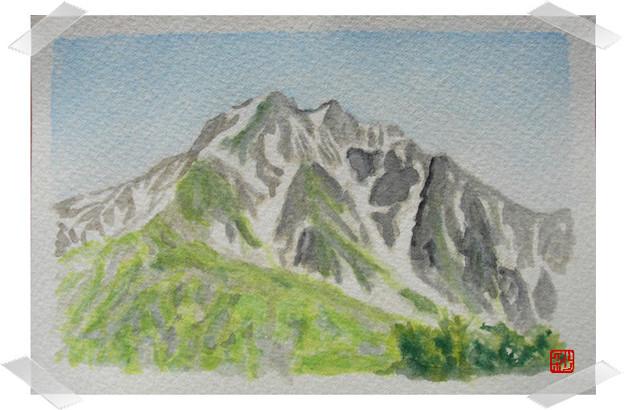 89谷川岳