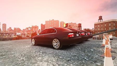 GTAIV BMW 530I E39 10