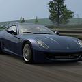 Photos: フェラーリ599