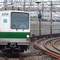 東京メトロ千代田線6000系 6133F